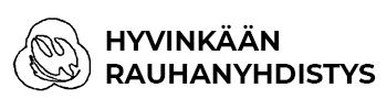 Hyvinkään Rauhanyhdistys ry Logo