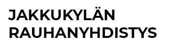 Jakkukylän Rauhanyhdistys ry Logo