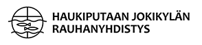 Haukiputaan Jokikylän Rauhanyhdistys ry Logo