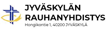 Jyväskylän rauhanyhdistys ry Logo