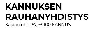 Kannuksen Rauhanyhdistys ry Logo