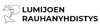 Lumijoen Rauhanyhdistys ry Logo
