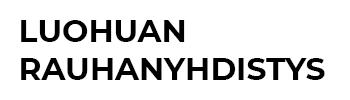 Luohuan Rauhanyhdistys ry Logo