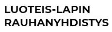 Luoteis-Lapin Rauhanyhdistys ry Logo
