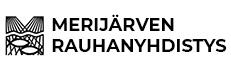 Merijärven Rauhanyhdistys ry Logo