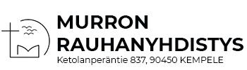 Murron Rauhanyhdistys ry Logo
