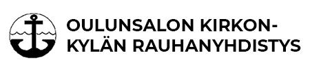 Oulunsalon kirkonkylän rauhanyhdistys Logo