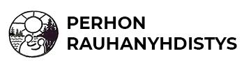 Perhon Rauhanyhdistys ry Logo