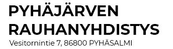 Pyhäjärven Rauhanyhdistys ry Logo