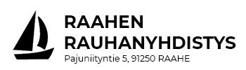 Raahen Rauhanyhdistys ry Logo