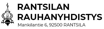 Rantsilan Rauhanyhdistys ry Logo
