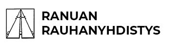 Ranuan rauhanyhdistys ry Logo