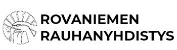 Rovaniemen Rauhanyhdistys ry Logo