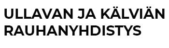 Ullavan ja Kälviän Rauhanyhdistys ry Logo