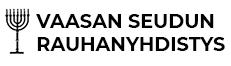 Vaasan Seudun Rauhanyhdistys ry Logo